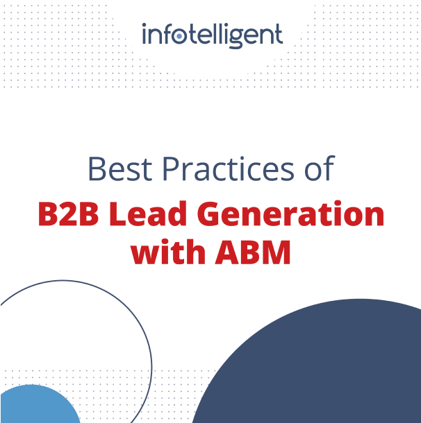 Best Practices for B2B Lead Generation whitepaper